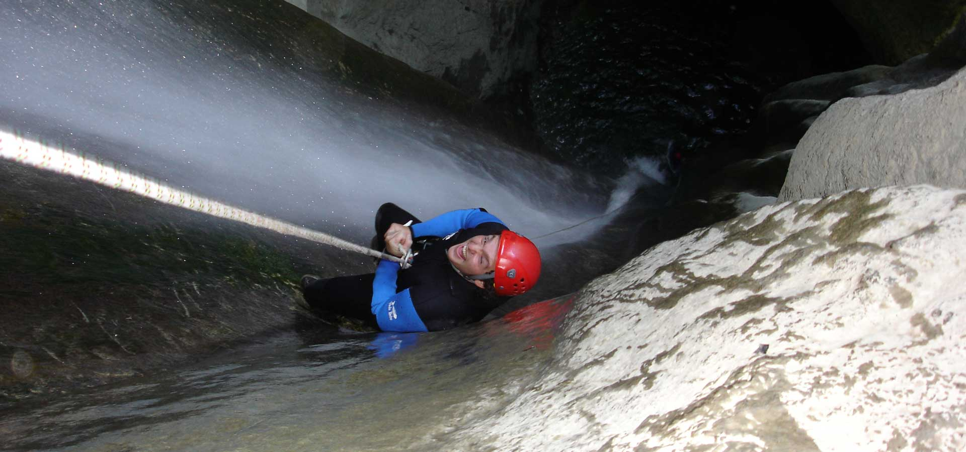Canyoning d' Angon version Intégrale