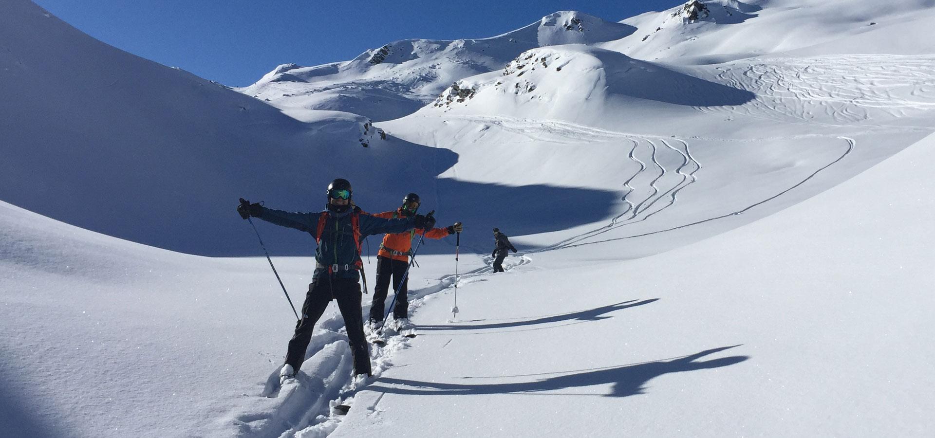 Ski Hors Piste La Clusaz